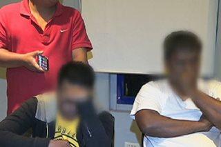 3 'pekeng' opisyal ng gobyerno, arestado sa Rizal