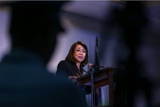 Sereno not a party to Piatco fees case, says spokesman
