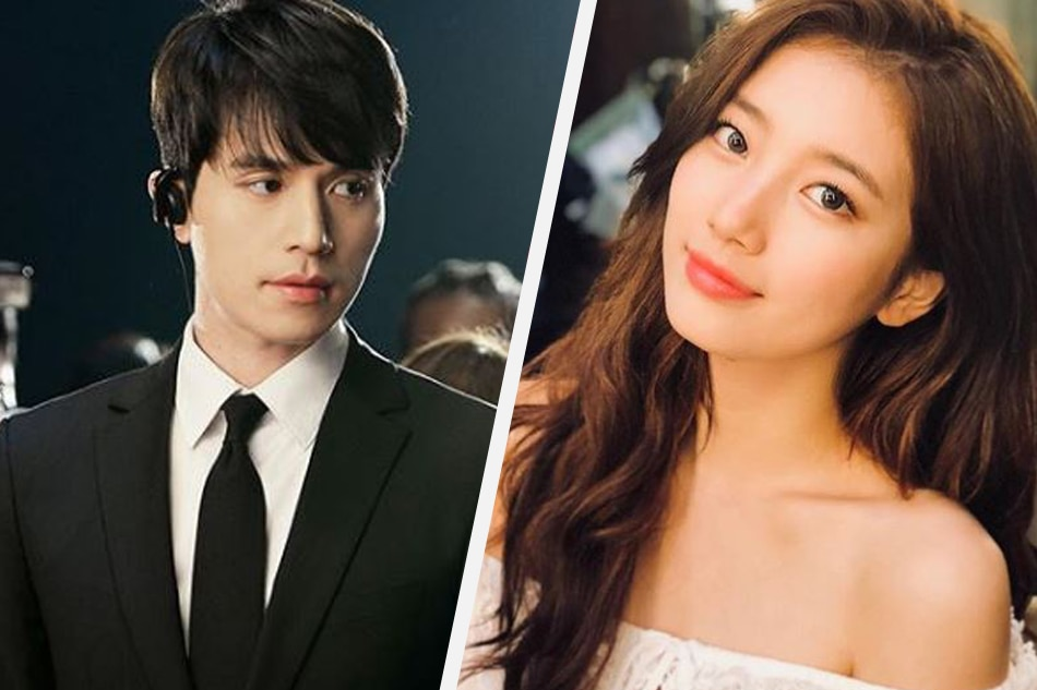 Confirmed: K-pop stars Lee Dong-wook and Suzy are dating