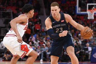 NBA: Pistons beat Bulls to snap 4-game losing streak