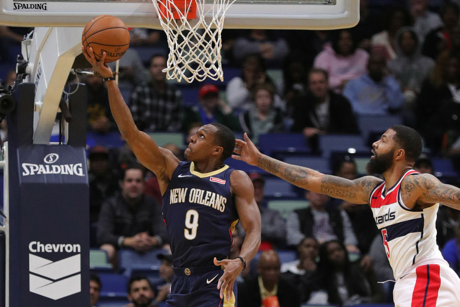 Anthony Davis 'Pretty Confident' DeMarcus Cousins Will Re-Sign With Pelicans class=