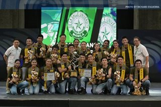 La Salle street dance crew eyes fourth crown