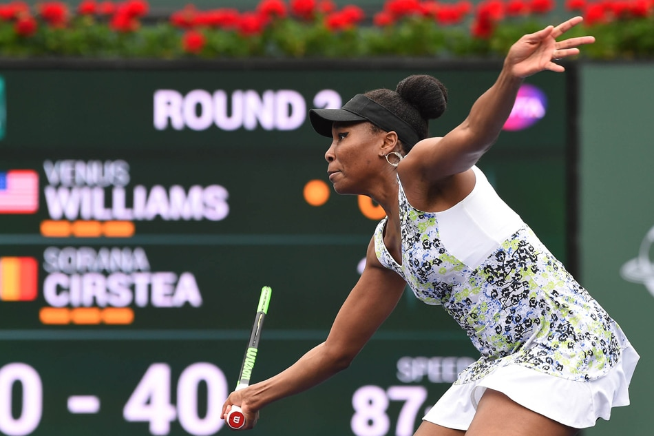 Serena Williams continues to win in BNP Paribas Open