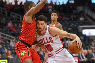 Bulls officially match offer sheet to LaVine