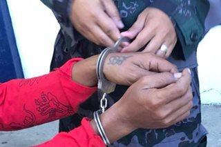 Lalaking nagpaputok umano ng baril, arestado sa Ilocos Norte