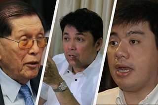 Corona impeachment vets eyed for Sereno trial
