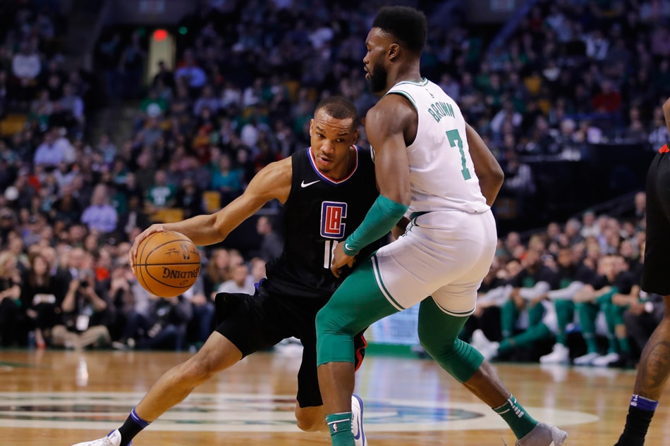 Clippers guard Avery Bradley undergoes abdominal surgery, out 6-8 weeks