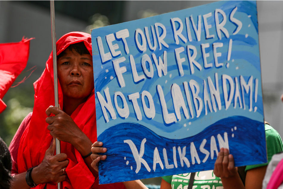 IP groups say no to China-funded dam projects