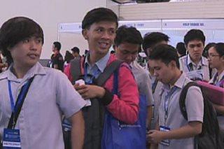 Gobyerno, may alok na trabaho para sa mga bagong graduate