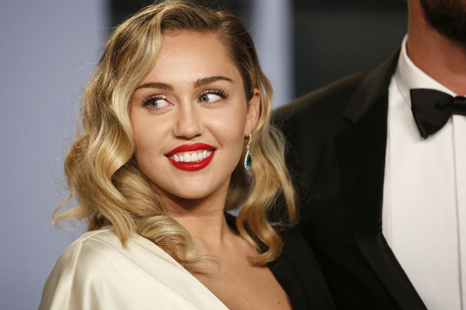 Miley Cyrus sued for allegedly stealing