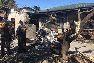 Operator ng eroplanong bumagsak sa Bulacan, suspendido