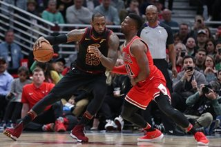 LeBron's 70th career triple-double leads Cavs past Bulls