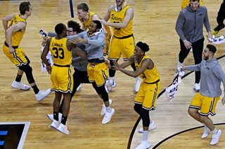 UMBC Retrievers enjoy moment of glory after stunning upset