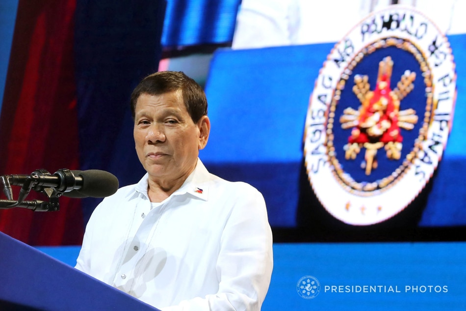 Philippine leader urges other nations to quit ICC