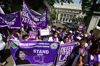 Stand with CJ Sereno