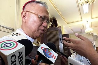 Pope appoints Cebu archbishop member of Vatican's council for culture