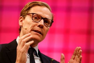 Cambridge Analytica CEO claims influence on US election, Facebook questioned