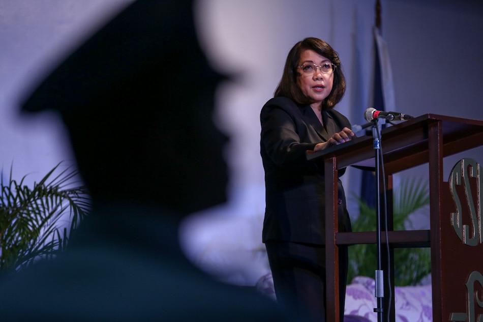 Quo warranto petition laban kay Sereno, ipinapabasura