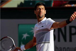 Tennis: Tsitsipas stuns Djokovic in Toronto