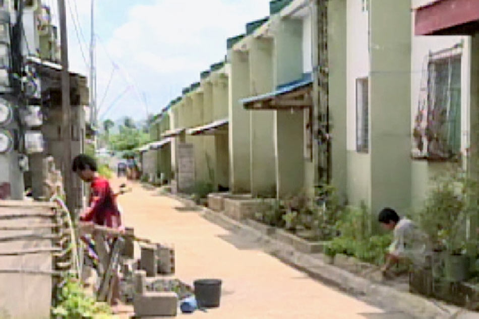 Mga reklamo ukol sa Yolanda housing, nadagdagan