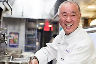 Chef Nobu is set to return to Manila