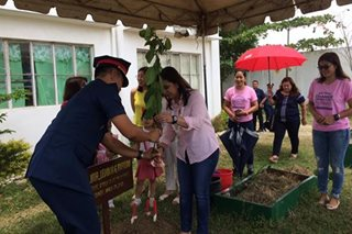 'Our second home': VP Robredo visits Camp Jesse