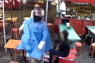 SAPUL SA CCTV: Holdapan sa kainan noong Huwebes Santo