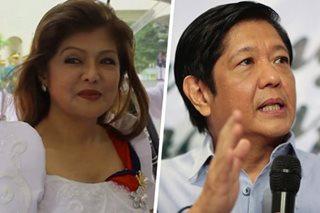 Imee: Audit logs, di dapat maliitin; Robredo camp: Di 'yon tanda ng dayaan
