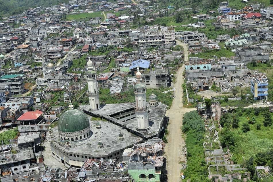Mga eskuwelahang apektado ng bakbakan sa Marawi, tinututukan ng DepEd