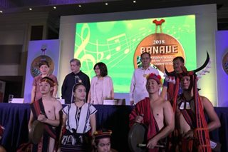 Symphonic music contest launched to heal Banaue Rice Terraces