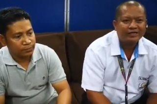 Driver ng airport taxi, ibinalik ang P156,000 na naiwan ng pasaherong OFW