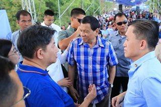 Duterte meets lawyer behind impeachment complaint vs Sereno