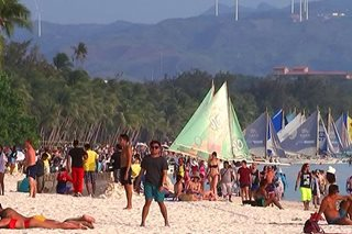 Only residents allowed in Boracay for 6 months