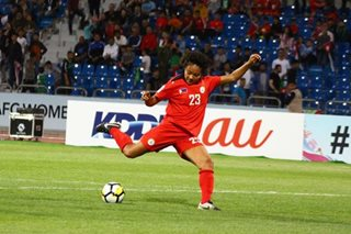 Football: Philippines shocks host Jordan to open AFC Women's Asian Cup