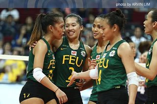 Semis spot no longer enough for FEU Lady Tamaraws
