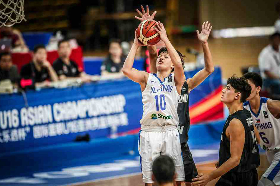 Batang Gilas loses to China, up for third place conquest