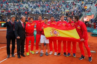 Spain join France, Croatia in semis after epic Ferrer win