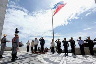 Araw ng Kagitingan event cancelled, Veterans Week activities postponed