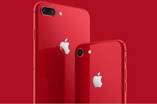 iPhone 8 gets refresh with red color option