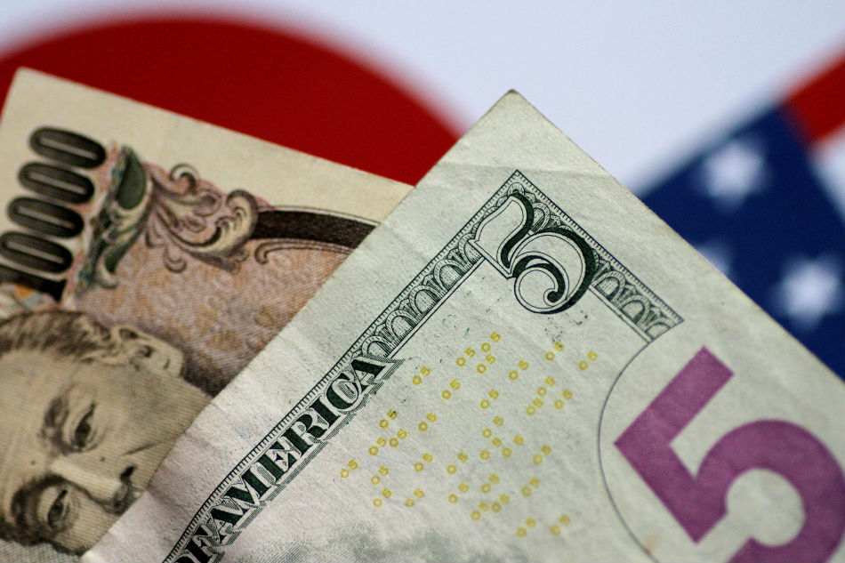 Dollar Sags Against Yen As Syria Concerns Sap Risk Ee Abs Cbn News
