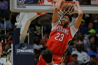 Pelicans blast Spurs as both head to playoffs