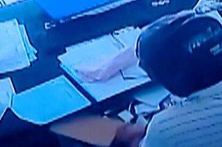 SAPUL SA CCTV: Opisina sa Batangas, nilooban; P200,000 nilimas