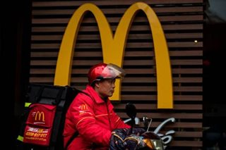 Chinese urged to boycott US firms, but Big Mac fans unconvinced