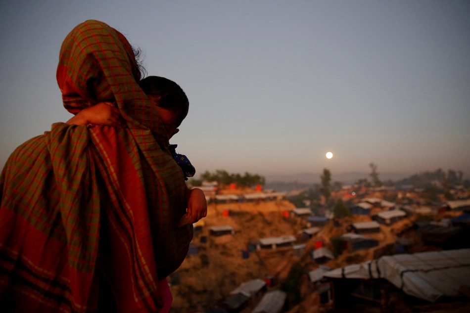 First group of Rohingya refugees returns to Myanmar