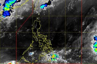 Low pressure area may enter PH this week