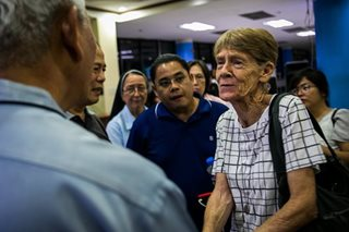 Sister Fox fights to continue missionary work in Philippines, lawyer says