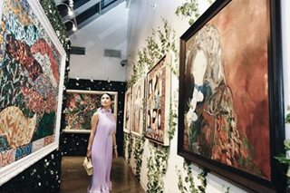 WATCH: Heart Evangelista opens up about love for painting