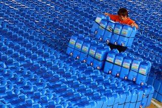 #WalangTubig: Listahan ng mga water service interruption