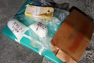 P3-M halaga ng ilegal na droga, nasabat sa Albay
