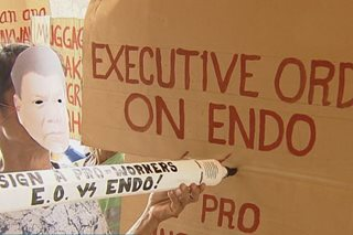 Labor group firm on asking for EO vs 'endo'